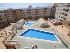 2-комнатная квартира в Торревьехе в доме и общим бассейном