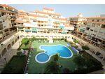 Фантастическая 2-комнатная квартира с видом на море и красивый общий бассейн