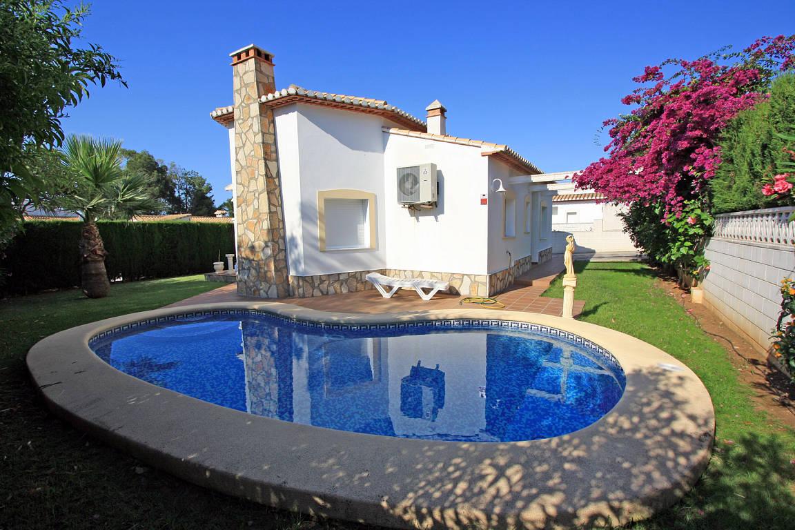 Дения в испании купить дом