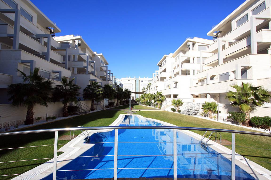 Апартаменты в испании аренда коста бланка фото