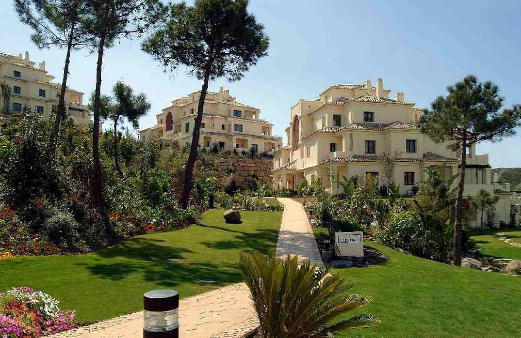 Купить квартиру малага испания