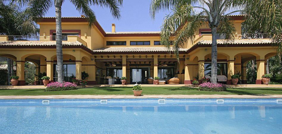 Купить дом в марбелье на самом берегу
