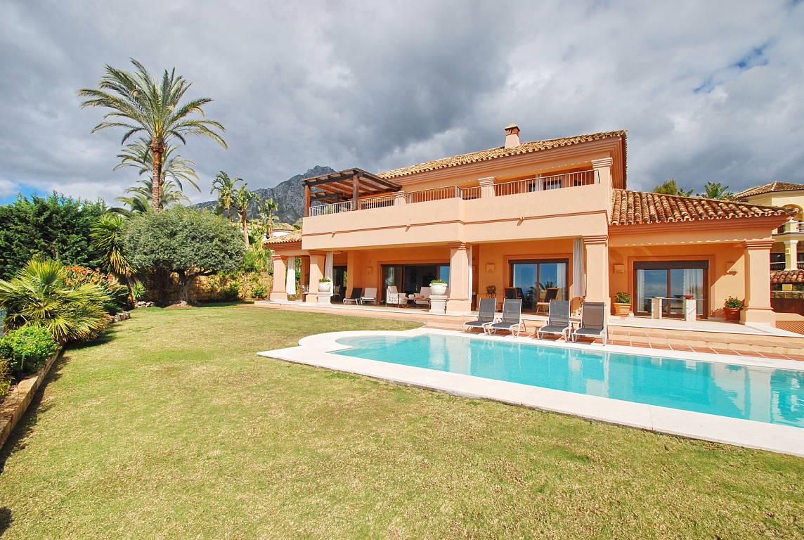 Испания аренда виллы