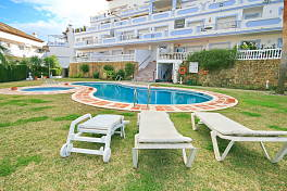 Attractive 3 bedroom duplex penthouse in the heart of Nueva Andalucia