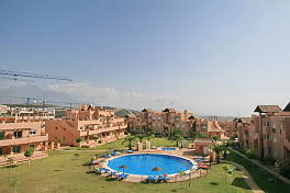 Luxurious 2 bedroom Penthouse  close to picturesque village of Casares and the Mediterranean Sea