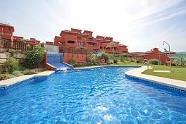 Attrfactive 2 bedroom ground floor garden apartment in Costa Galera