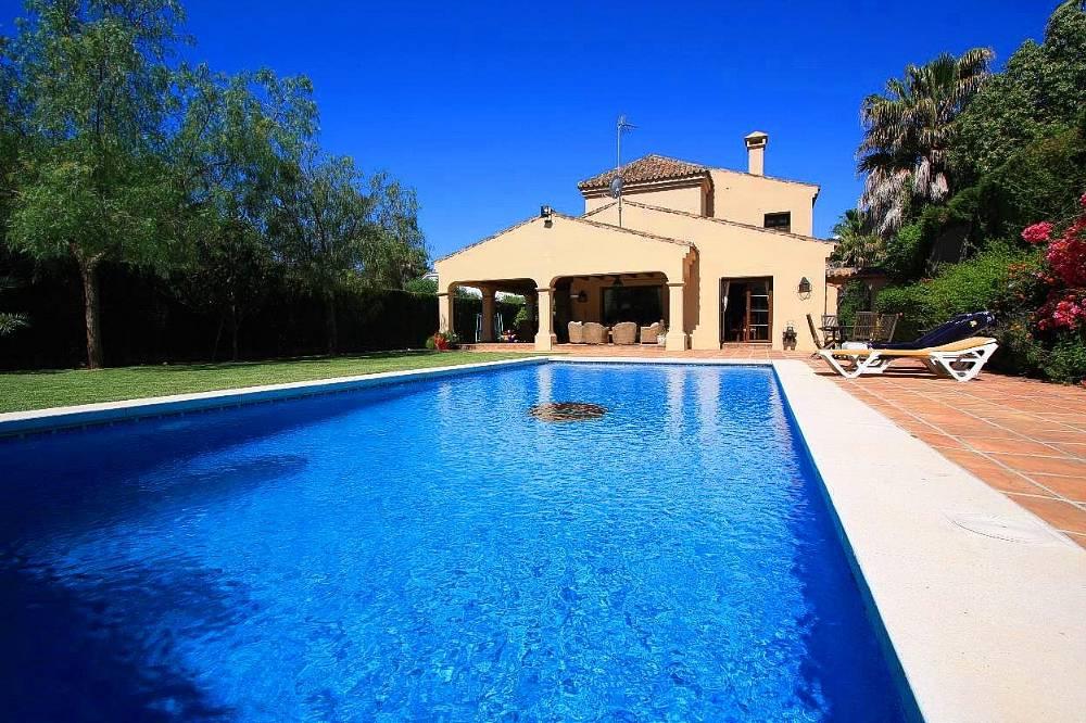 Недвижимость на коста дель соль в испании марбелья