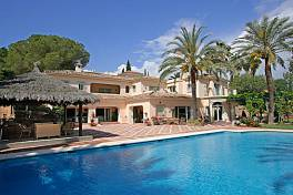 Majestic luxury property in the very first line  Las Brisas Golf and country club