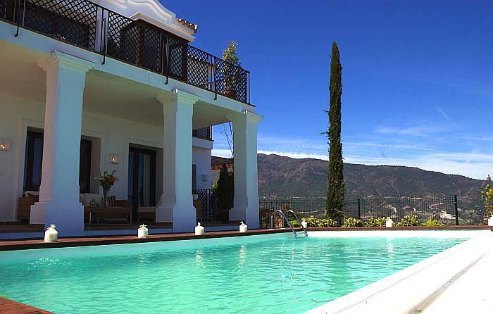 Недвижимость в испании горы