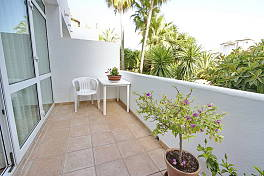 Studio en Puerto Banus at just a short walk away from all amenities