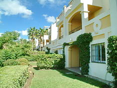 La Quinta - Ground floor apartment with views to the golf course and the mountains