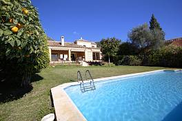 Cascada de Camojan - Andalucian style home  with 2 separate guest or family houses