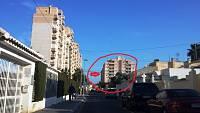 Прекрасная квартира с видом на город и море в Новой Торревьехе на 5 этаже в комплексе с бассейом