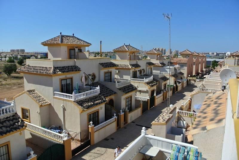 Недвижимость в Торревьехе,Испания!