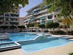 Красивая квартира с общим бассейном в Viamar IV, La Mata, Торревьеха