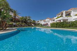 Cosy apartment in Senorio de Gonzaga, Golden Mile, Marbella