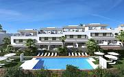 Development of 55 townhouses situated in this privileged location, La Cala Golf Resort