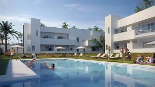 New project of predominantly 3 bedroom apartments completing the Los Naranjos de Marbella area La Reserva de Los Naranjos