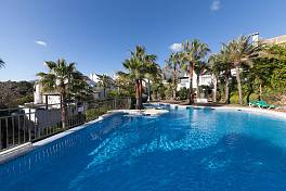 Family 4 bedroom townhouse situated on Marbella's Golden Mile and within easy reach of all amenities Altos de Salamanca, Marbella