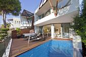Contemporary development is unlike anything found in Marbella today
