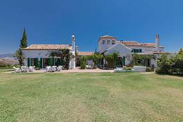 Stunning Large Family Home  Cortijo style standing on 10,000 m2 with beautiful views, Entrerrios, La Cala Golf, Mijas Costa