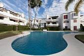 Lovely 3 bedroom garden apartment in an established location a short walk from local amenities including a supermarket, Bel-Air, Estepona