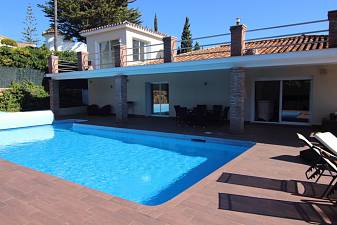 Fully renovated (2010) quality villa all on one floor except one extra room, Estepona