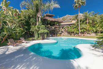 Luxury villa is designed to surprise and delight Sierra Blanca, Marbella