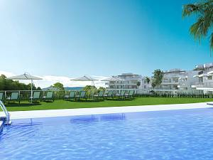 Very rare and special opportunity to buy a great quality brand new apartment near the fantastic La Cala Golf resort, Mijas Costa