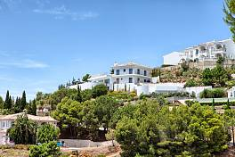 NEW BUILT MODERN & CONTEMPORARY VILLA with spectacular and panoramic views near Mijas Pueblo, Mijas Costa