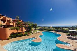 Luxurious design apartments and is built with first class materials in Los Monteros beach, Marbella