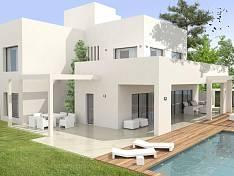 Beachside brand 2 new Villas, Linda Vista Playa, San Pedro