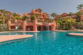 Luxury of 1, 2 and 3 bedroom apartments situated in an enviable position on the New Golden Mile a short distance from the beach, Estepona