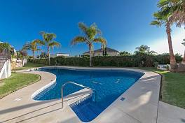 Stunning 3 bedroom (semi detached) townhouse  in a small gated community with communal pool and gardens Las Lomas de Pozuela, Marbella