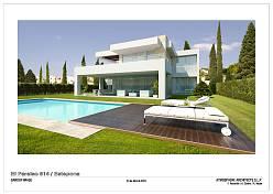Plot No 514 Caja Jazmin El Paraiso is a total of 8808m2 segregated into 9 plots, New Golden Mile, Estepona