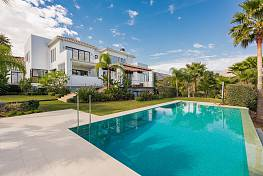 Impressive modern contemporary villa in one of the Costa del Sol most up and coming locations, Mijas Costa