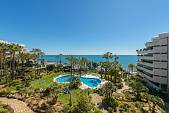 Penthouse in the best complex of the most exclusive district in Marbella center