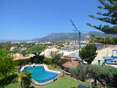 Amazing villa situated just a few minute driving from Marbella centre and the beach with Panoramic views
