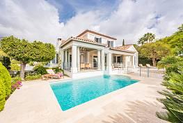 Fantastic Villa on The Golden Mile, Marbella