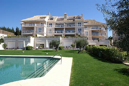 Недвижимость в комплексе на в испания