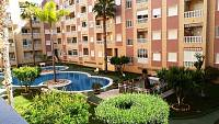 Отличная двухкомнатная квартира в Торревьехе в 700 м от пляжа